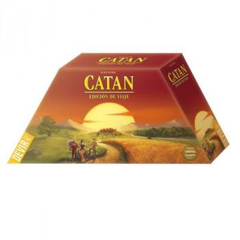 CATAN - EDICION VIAJE