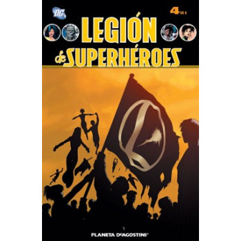 LEGION DE SUPERHEROES 04