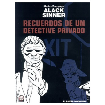 ALACK SINNER 02 RECUERDOS...