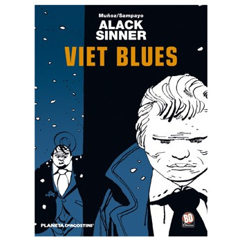 ALACK SINNER 03 VIET BLUES
