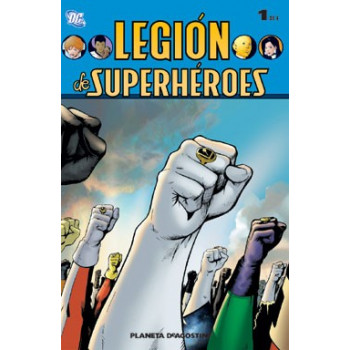 LEGION DE SUPERHEROES 01
