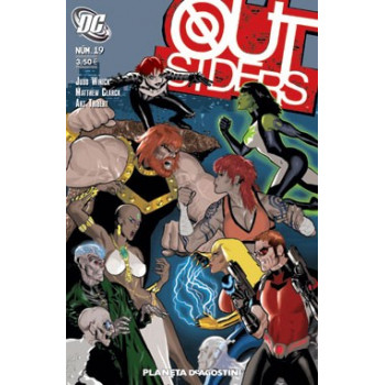 OUTSIDERS 19