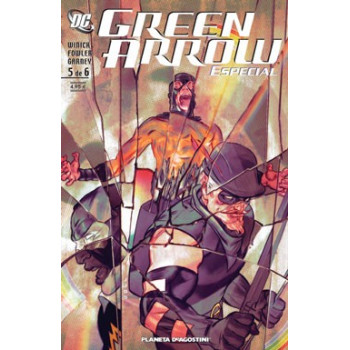 GREEN ARROW ESPECIAL 05