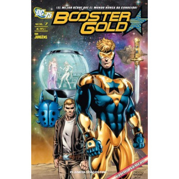 BOOSTER GOLD 07