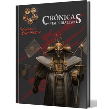 CRONICAS IMPERIALES - LA LEYENDA DE LOS CINCO ANILLOS (4ª EDICION)
