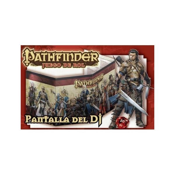 PATHFINDER PANTALLA DEL DJ