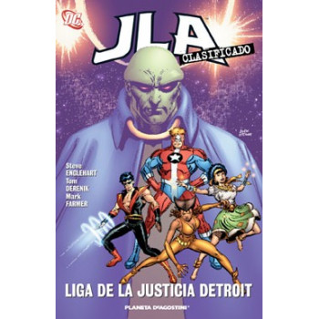 JLA CLASIFICADO - LIGA DE...
