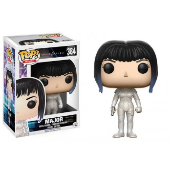 POP! 384 MAJOR. GHOST IN THE SHELL