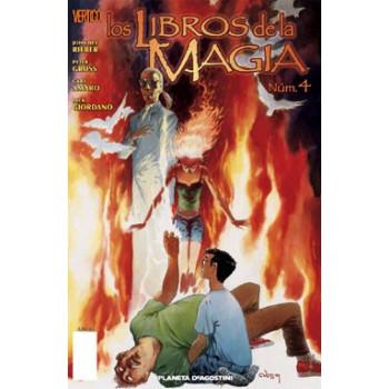 LOS LIBROS DE LA MAGIA 04
