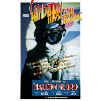 SANDMAN MYSTERY THEATRE: EL HALCON NEGRO