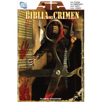 52 BIBLIA DEL CRIMEN