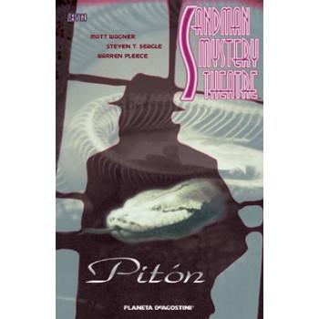 SANDMAN MYSTERY THEATRE: PITON