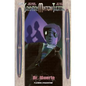 SANDMAN MYSTERY THEATRE: DR. MUERTE