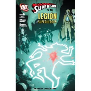 SUPERGIRL Y LA LEGION DE...