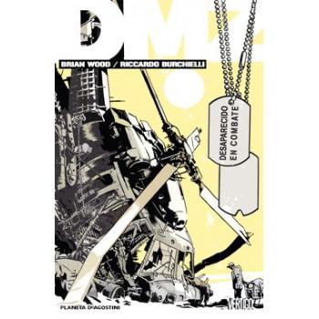 DMZ: DESAPARECIDO EN COMBATE