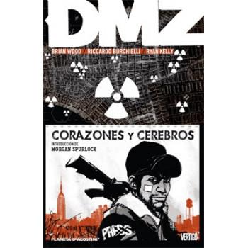 DMZ: CORAZONES Y CEREBROS