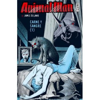 ANIMAL MAN DE JAMIE DELANO...