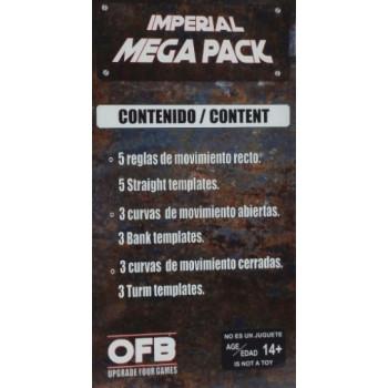 SET DE REGLAS IMPERIAL MEGA PACK