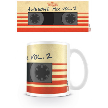 TAZA AWESOME MIX VOL.2....