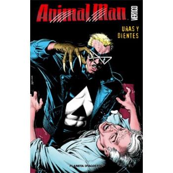 ANIMAL MAN - UÑAS Y DIENTES