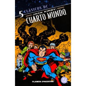 JACK KIRBY: CUARTO MUNDO 05...