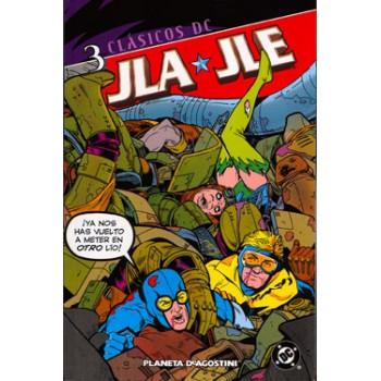 JLA/JLE 03 CLASICOS DC