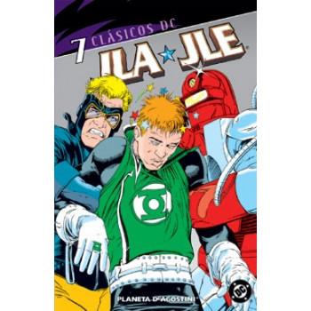 JLA/JLE 07 CLASICOS DC