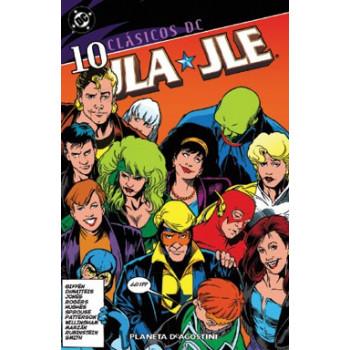 JLA/JLE 10 CLASICOS DC