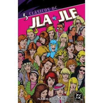 JLA/JLE 05 CLASICOS DC
