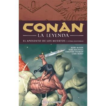 CONAN LA LEYENDA 04