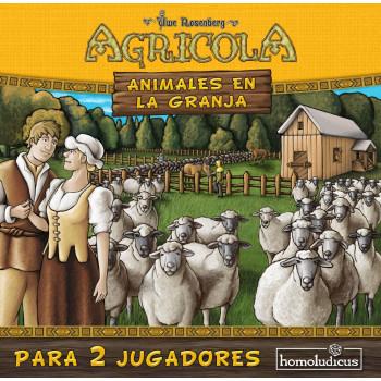 AGRICOLA: ANIMALES EN LA GRANJA