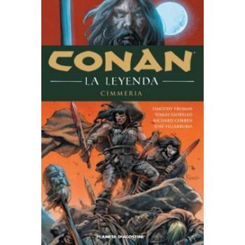 CONAN LA LEYENDA 07