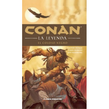 CONAN LA LEYENDA 08