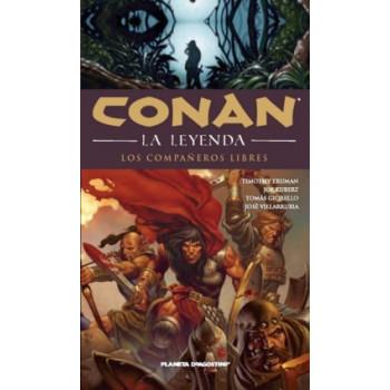 CONAN LA LEYENDA 09