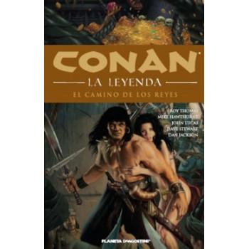 CONAN LA LEYENDA 11