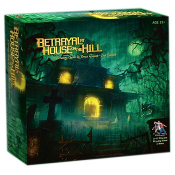 BETRAYAL AT HOUSE ON THE HILL 2nd EDICION (INGLES)