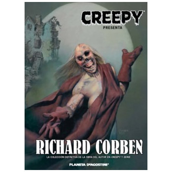 CREEPY RICHARD CORBEN