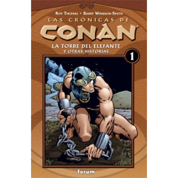 CRONICAS DE CONAN 01