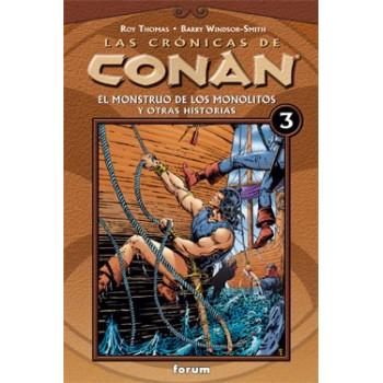 CRONICAS DE CONAN 03