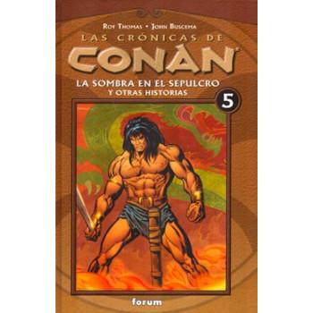 CRONICAS DE CONAN 05
