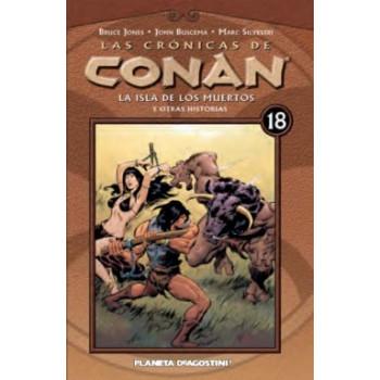 CRONICAS DE CONAN 18