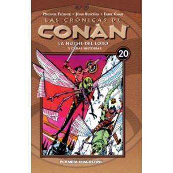 CRONICAS DE CONAN 20