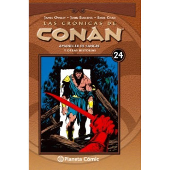 CRONICAS DE CONAN 24