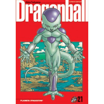 DRAGON BALL 21