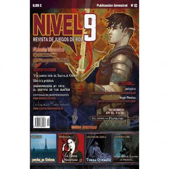 NIVEL 9 REVISTA DE JUEGOS DE ROL 10