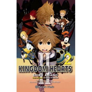 KINGDOM HEARTS II 02