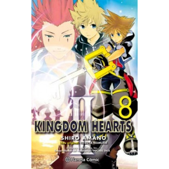 KINGDOM HEARTS II 08