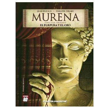 MURENA 01:EL PURPURA Y EL ORO
