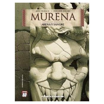 MURENA 02:ARENA Y SANGRE