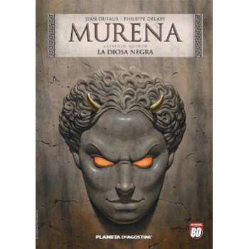 MURENA 05:LA DIOSA NEGRA